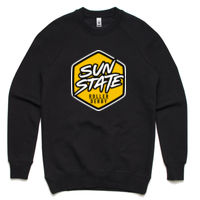 2018 Limited Edition Sun State Roller Derby Sweatshirt Thumbnail